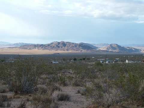 Johnson Valley